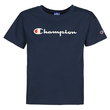 Clothing Women short-sleeved t-shirts Champion KOOLATE Marine
