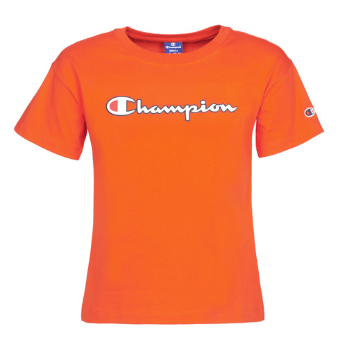 Champion KOOLATE Red - Free delivery  ! - Clothing short-sleeved t-shirts Women   27.19