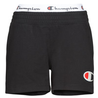 Clothing Women Shorts / Bermudas Champion KOUSANE Black