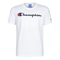 Clothing Men Short-sleeved t-shirts Champion 214194 White