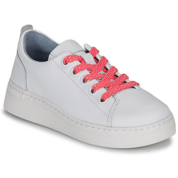 Shoes Girl Low top trainers Camper RUNNER G J White