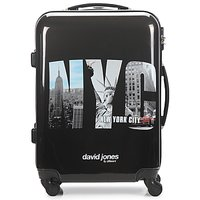 Bags Hard Suitcases David Jones STEBI Black