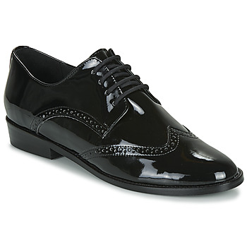Shoes Women Derby Shoes So Size MINIA Black