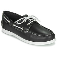 Shoes Men Boat shoes So Size MALIK Blue