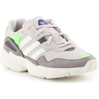 Shoes Men Low top trainers adidas Originals Adidas Yung-96 F97182 beige