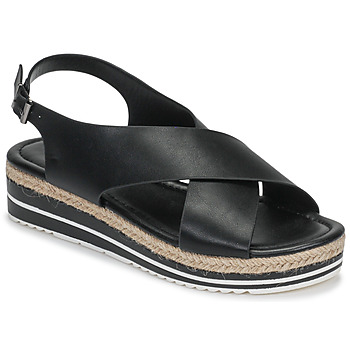 Shoes Women Sandals Moony Mood MELANIE Black