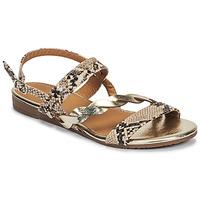 Shoes Women Sandals Moony Mood MELINDA Python