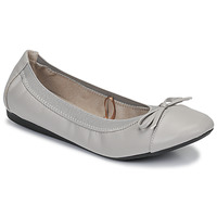 Shoes Women Flat shoes Moony Mood ELALA Grey