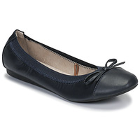Shoes Women Flat shoes Moony Mood ELALA Marine