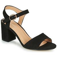 Shoes Women Sandals Moony Mood MEGANE Black