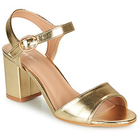Shoes Women Sandals Moony Mood MEGANE Gold