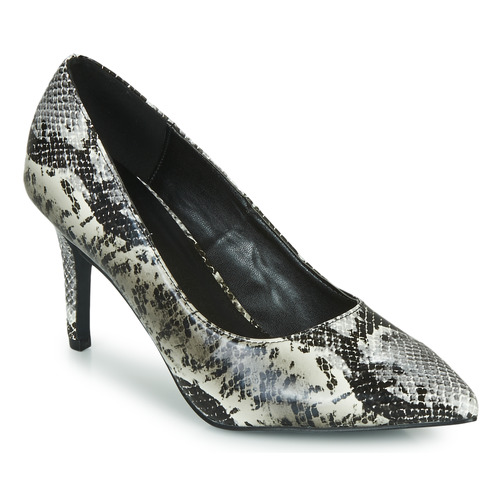 Shoes Women Heels Moony Mood MADRINA Python