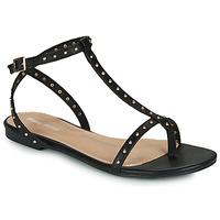 Shoes Women Sandals Moony Mood MARIELLE Black