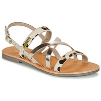 Shoes Women Sandals Les Tropéziennes par M Belarbi DECI Gold