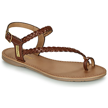 Shoes Women Sandals Les Tropéziennes par M Belarbi HIDEA Tan