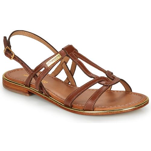 Shoes Women Sandals Les Tropéziennes par M Belarbi HACKLE Tan