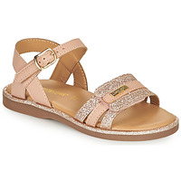 Shoes Girl Sandals Les Tropéziennes par M Belarbi IRIA Pink
