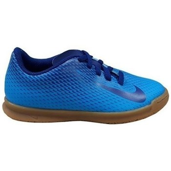 Shoes Children Football shoes Nike JR Bravata II IC Black