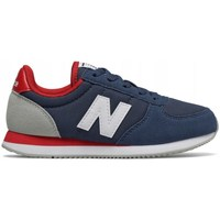 Shoes Children Low top trainers New Balance 220 Red,Grey,Navy blue