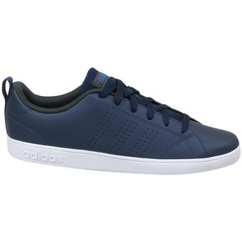 Shoes Children Low top trainers adidas Originals VS Advantage CL K Navy blue