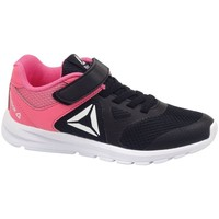 Shoes Girl Running shoes Reebok Sport Rush Runner Black,Pink