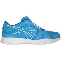 Shoes Women Fitness / Training Reebok Sport Trainfusion RS Blue