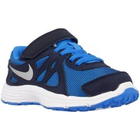 Shoes Children Running shoes Nike Revolution 2 Psv Black, Blue