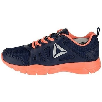 Shoes Women Low top trainers Reebok Sport Trainfusion Nine 2 Graphite,Orange