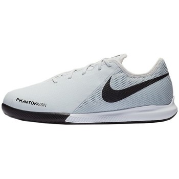 Shoes Children Football shoes Nike Phantom Vision Academy IC JR White,Grey