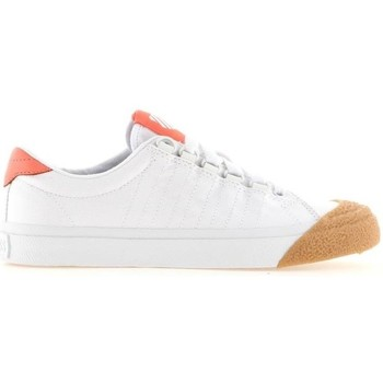 Shoes Women Low top trainers K-Swiss Irvine T White,Orange,Beige
