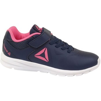 Shoes Girl Running shoes Reebok Sport Rush Runner Navy blue,Pink