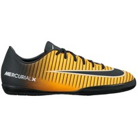 Shoes Children Football shoes Nike Junior Mercurial Vapor XI Black, Yellow