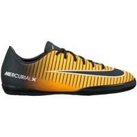 Shoes Children Football shoes Nike Junior Mercurial Vapor XI Black,Yellow