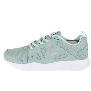 Shoes Women Low top trainers Reebok Sport Trainfusion Nine 2 Celadon,White