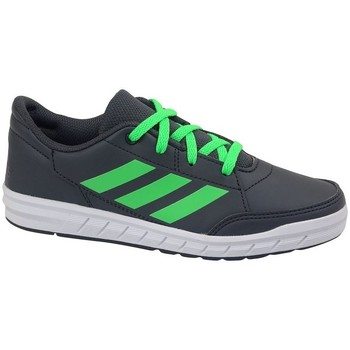 Shoes Children Low top trainers adidas Originals Altasport K Grey