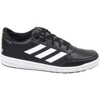 Shoes Children Low top trainers adidas Originals Altasport K Black