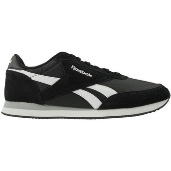 Shoes Men Low top trainers Reebok Sport Royal CL Jogger 2 White,Black