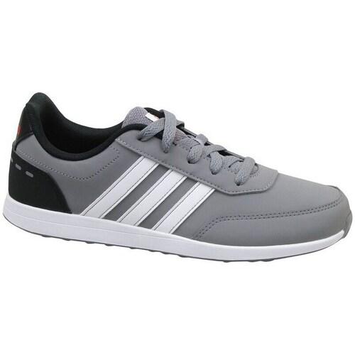 Shoes Children Low top trainers adidas Originals VS Switch 2 K Grey