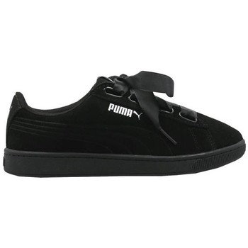 Shoes Women Low top trainers Puma Vikky V2 Ribbon Black