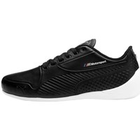 Shoes Children Low top trainers Puma Bmw Mms Drift Cat 7S Ultr Black