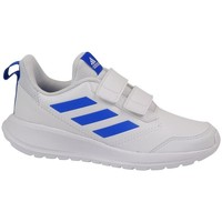 Shoes Boy Low top trainers adidas Originals Altarun CF K White,Blue