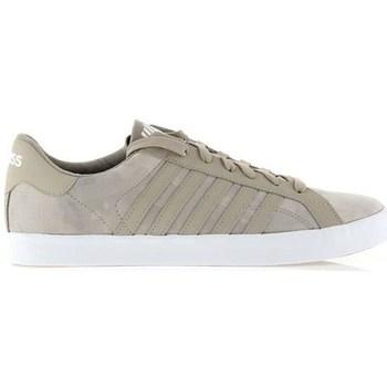 Shoes Men Low top trainers K-Swiss Belmont SO T Beige