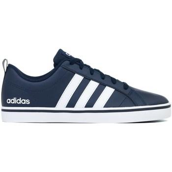 Shoes Men Low top trainers adidas Originals VS Pace White, Navy blue