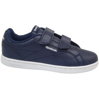 Shoes Boy Low top trainers Reebok Sport Royal Complete Cln Navy blue
