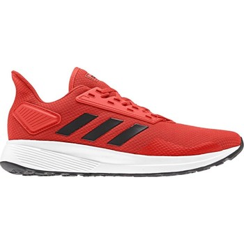 Shoes Men Low top trainers adidas Originals Duramo 9 White,Black,Red