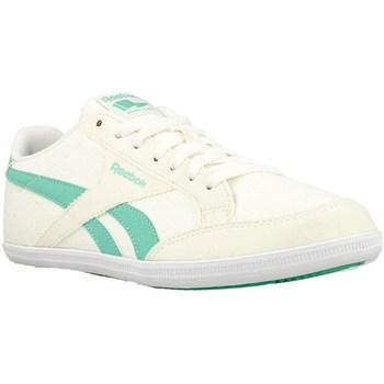 Shoes Women Low top trainers Reebok Sport Royal Transport TX Green,Cream