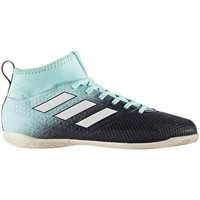 Shoes Children Football shoes adidas Originals Ace Tango 173 IN J Black, Light blue