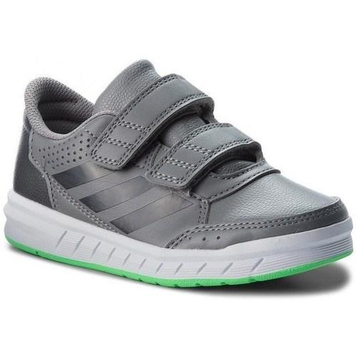 Shoes Children Low top trainers adidas Originals Altasport CF K Grey