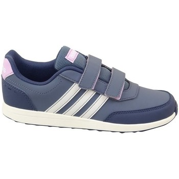 Shoes Boy Low top trainers adidas Originals VS Switch 2 Cmf C Navy blue