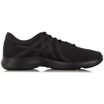 Shoes Men Low top trainers Nike Revolution 4 Black
